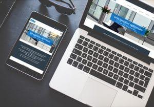 création du site internet Millot-Reprographie