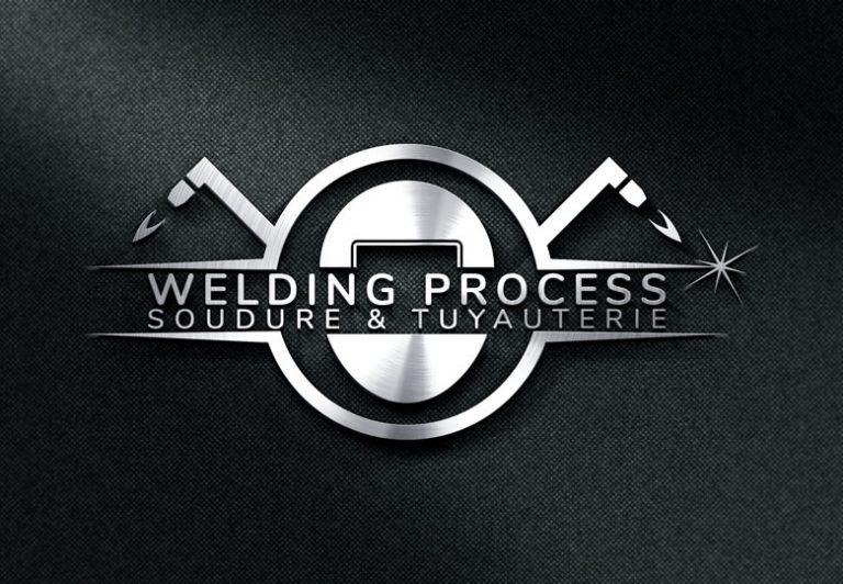 logo welding process